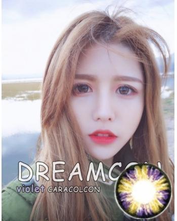 DreamconCaracolcon 混血四色