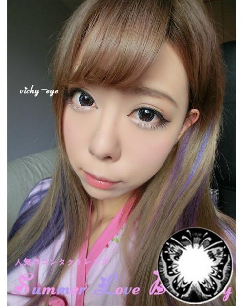Vichy-eye薇琪 夏戀蝶