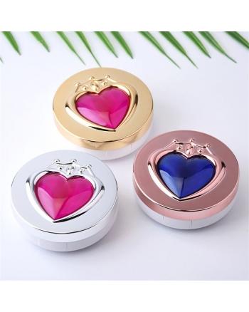 愛心鑽石美瞳伴侶盒