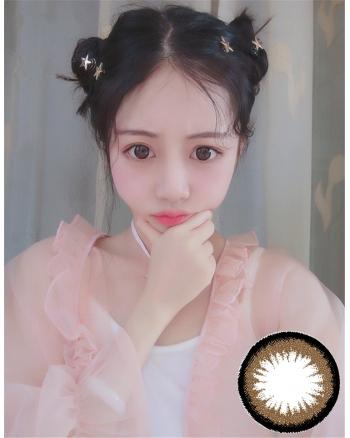 GEO MIMI公主系列 XMM-204芭比杏仁
