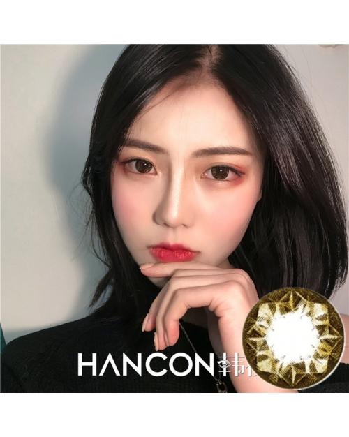 HANCON韓視 Spark鑽石金棕系列