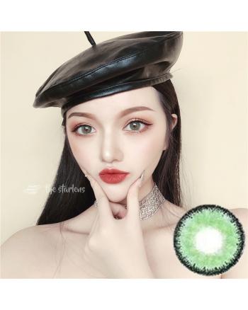 the starlens 蜂蜜綠