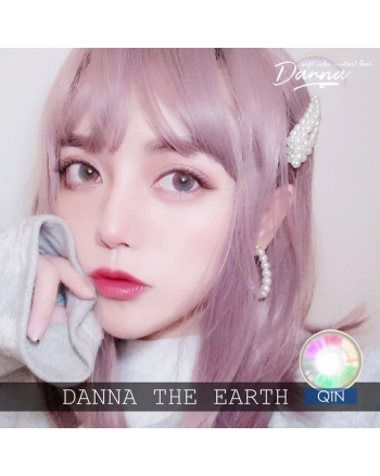 Danna The Earth凡塵系列(矽水凝膠)