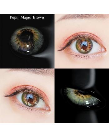 Pupil Magic 花園系列(矽水凝膠)