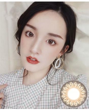 GEO eyes cream冰淇淋 XMU-A14香草棕