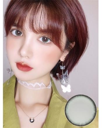 JewelryDoll 墨瓷綠